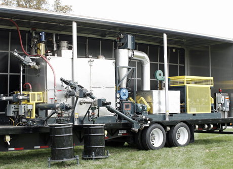 Ohio project takes biofuel production on the road | Energy News Network