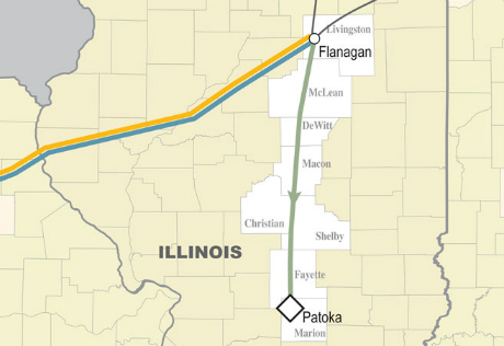 Enbridge pipeline moves a step closer to reality in Illinois