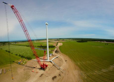 Michigan Wind Developer Faces Lawsuit Over U.P. Project