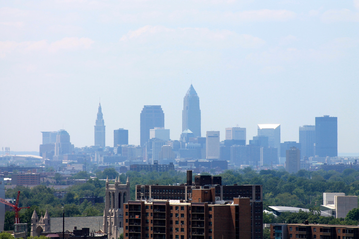 cleveland sees clean energy as tool for climate change