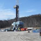 Marcellus shale site