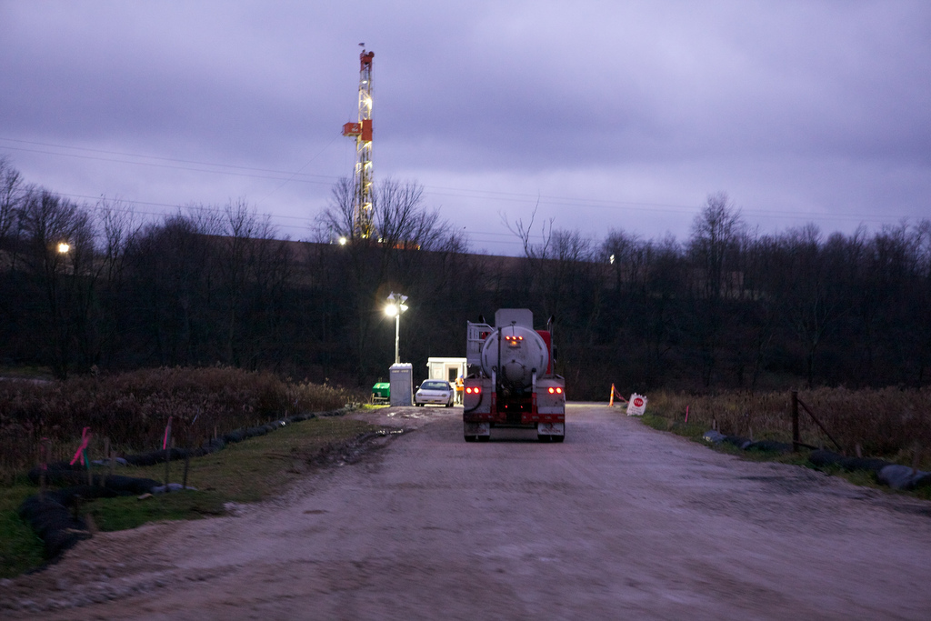 Study links shale gas boom and sexually transmitted