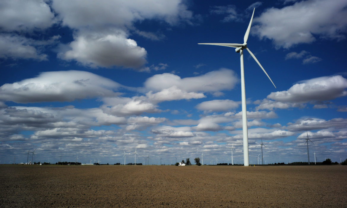 Ohio bill would relax wind setbacks — and clean energy standards