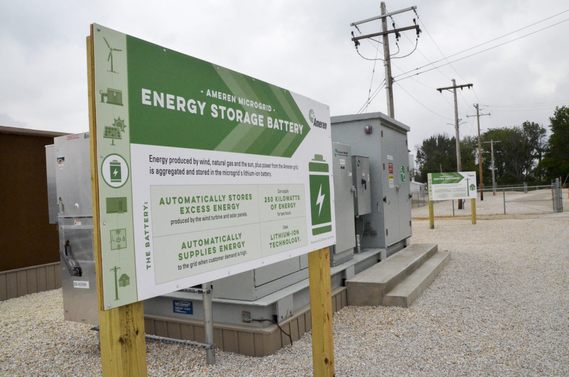 How an Illinois utility used wind, solar and storage to power a