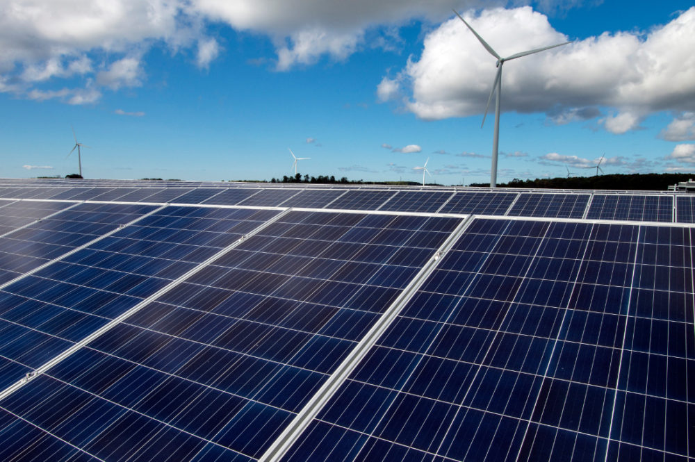 As Solar Booms In Michigan Townships Tackle Land Use
