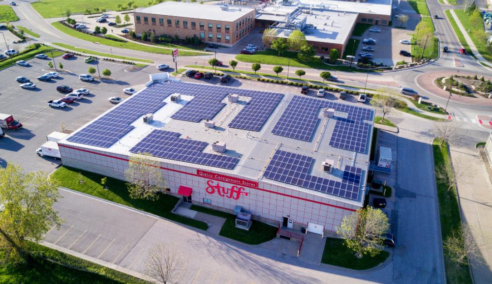 Genial Iowa Solar Installer Using Storage To Help Customers Avoid Costly Demand  Charges | Energy News Network