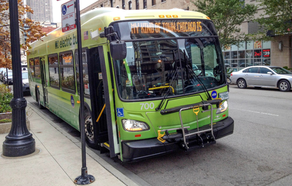 Chicago Seeks To Expand Its Electric Bus Fleet
