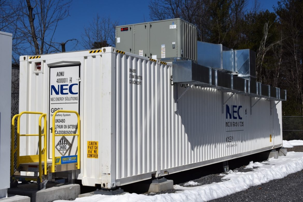 energy storage & Why the Northeast could soon rival California on energy storage ...