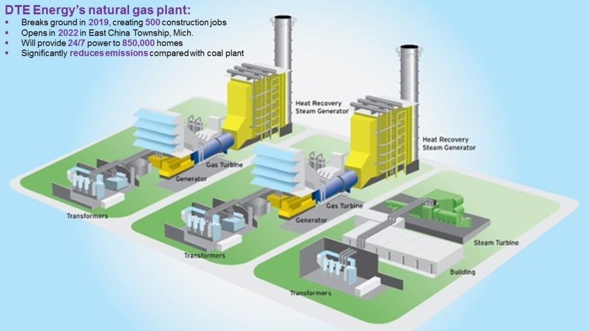 MI approves $1B gas plant over criticism from clean energy groups