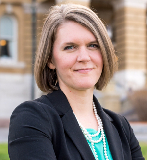 <b>Kerri Johannsen</b> <br>Iowa Environmental Council