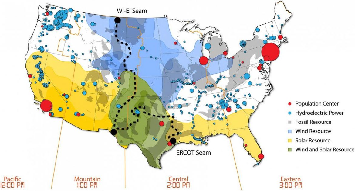 Transmission study points to potential from overcoming grid seams ...