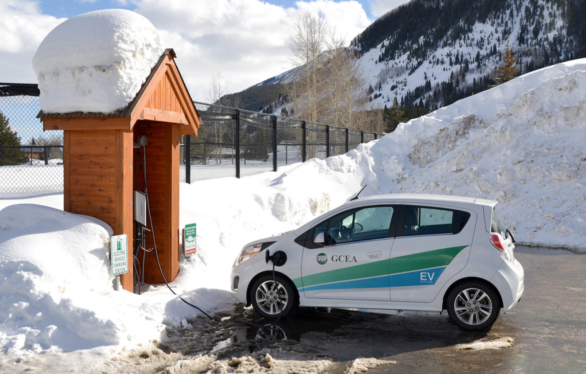 Image result for electric vehicle in colorado