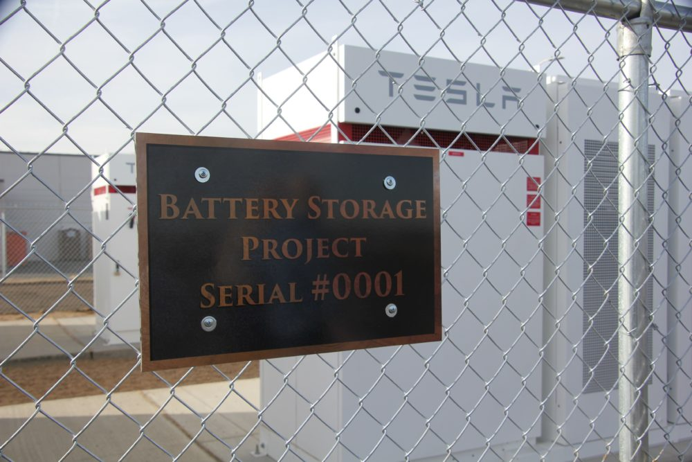 Colorado's biggest battery a 'gamble' co-op decided it