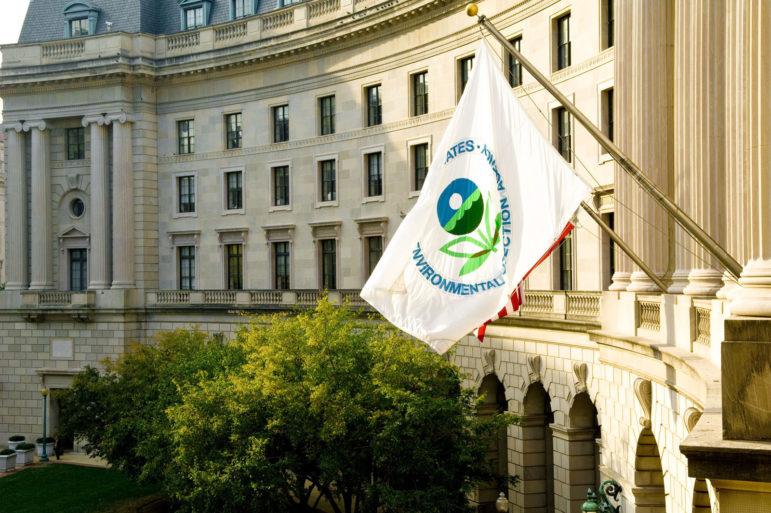 U.S. EPA flag