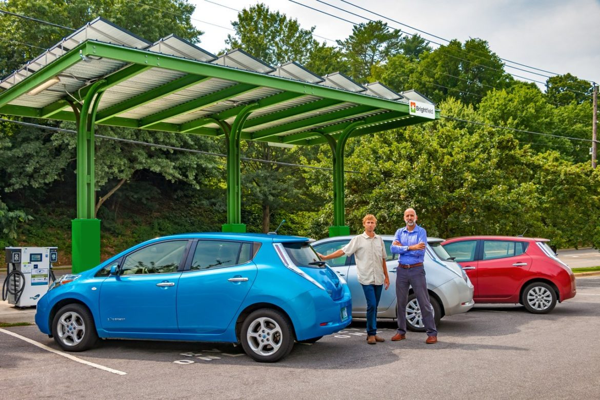 N C Bill Aims To Expand Free Market For Electric Vehicle Charging Stations