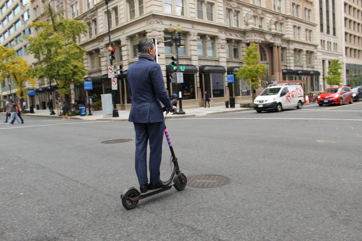 Experts Weigh In On Study Showing >> Experts Weigh Environmental Impacts Of Chicago S Electric Scooter