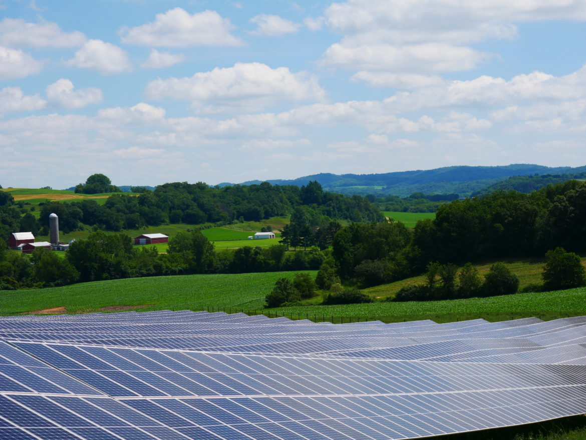 How an organic dairy's quest for clean energy spread solar across Wisconsin