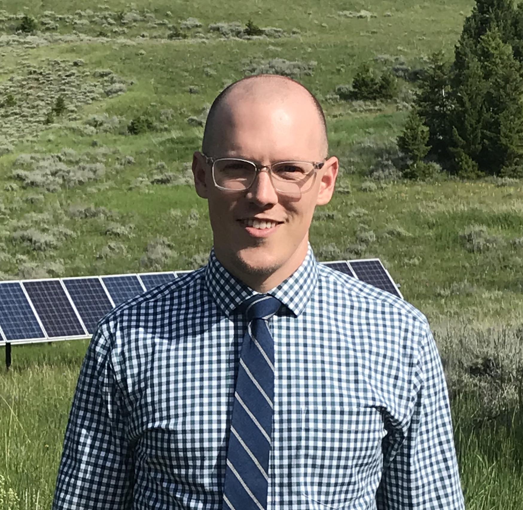<b>Peter Murphy</b> <br>Midwest Renewable Energy Association
