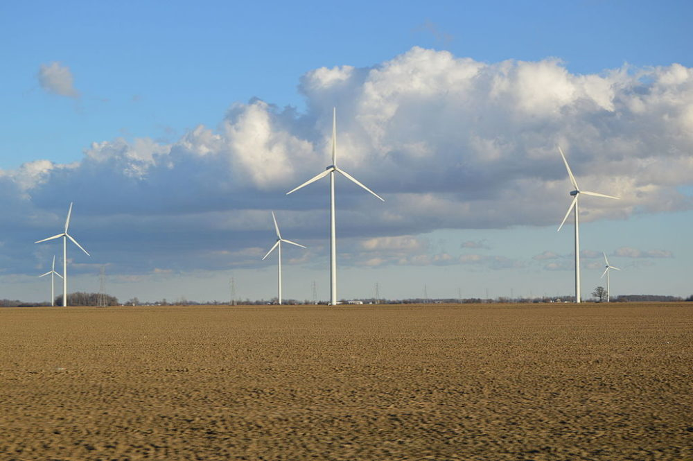 Column: Limits on wind, solar are hurting Ohio farmers