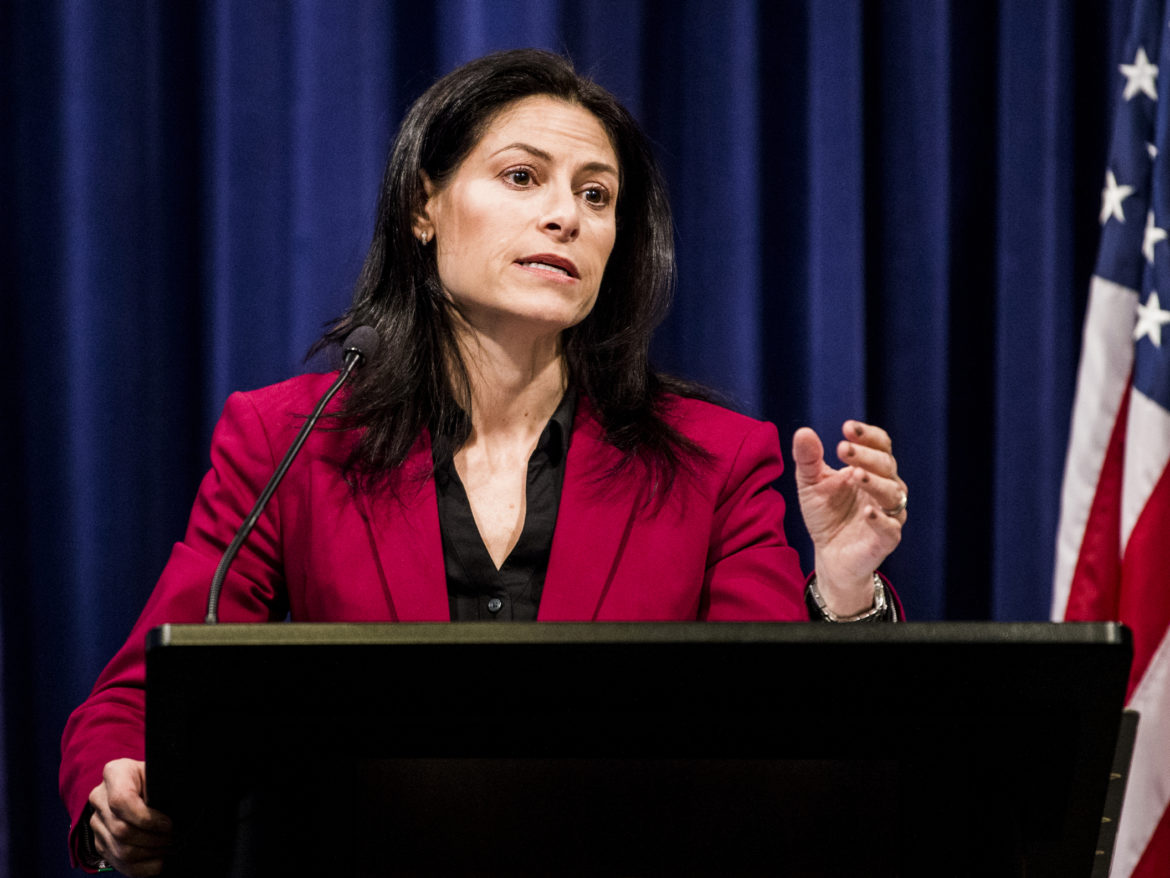 Michigan AG Dana Nessel