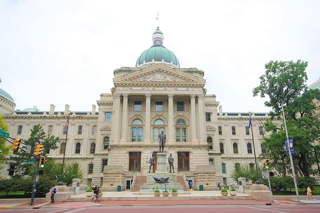 Indiana Capitol Building
